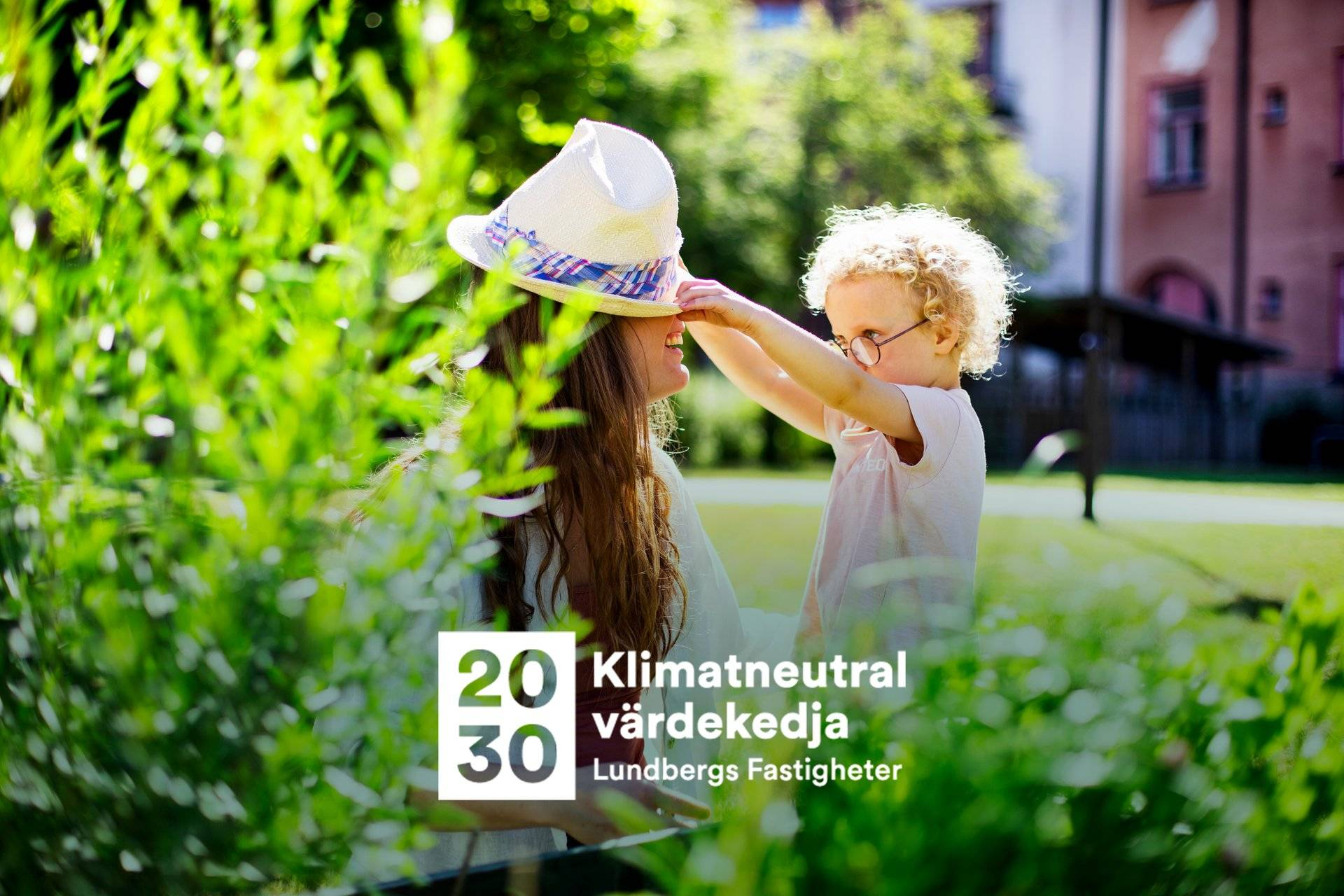En bild för en kolumn om Vårt mål: Klimatneutral värdekedja till år 2030.